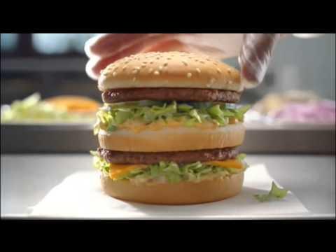 McDonalds - Big Mac - Australian Ad 2012 thumbnail