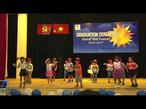BBQ Dance- Kinder 1A - Global Kids Kindergarten