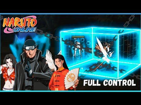 [SAGE WORLD BATTLEFIELD] Full Control Team | Naruto Online