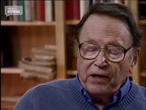 Richard Wilbur reads 'Love Calls Us to the Things of This World'