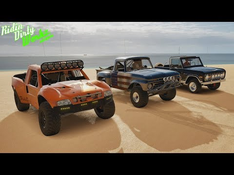 Forza Horizon 3 Online Offroad Adventure | From The Ocean To The Dunes | ACROSS THE MAP