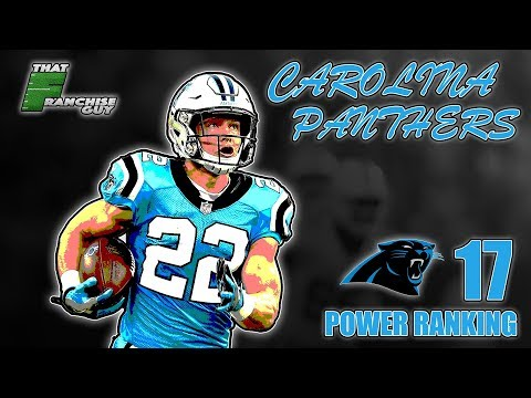Deep Dive Into The 2019 Carolina Panthers | Power Ranking: 17