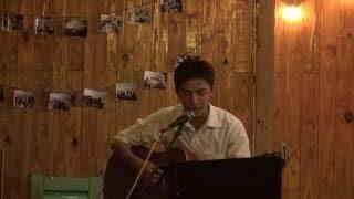 Bài tình ca cho em - Thầy Hiếu [Đêm nhạc giao lưu CLB guitar - Xương Rồng Coffee & Acoustic]