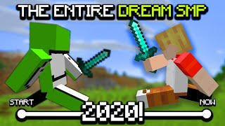 The Whole Dream SMP EXPLAINED in 13 MINUTES! (2020 REWIND)