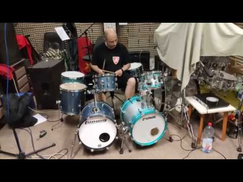 Sonor AQ2 Safari Vs. Ludwig Breakbeats