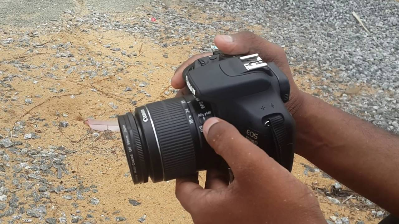 Canon EOS 1200D Review|Specifications|Price in India
