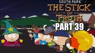 South Park: The Stick Of Truth - Attacking Clyde - Walkthrough Part 39 - Uncensored PC Review