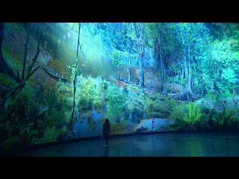 """Rouen : """"Amazonia"""", le nouveau panorama XXL"""