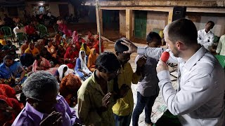 The power of love and forgiveness: India Revival Service