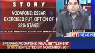 Essar exercised Put Option to sell 5 bn stake sale - Vodafone