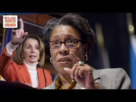 Rep. Marcia Fudge Endorses Nancy Pelosi For Speaker Of The House