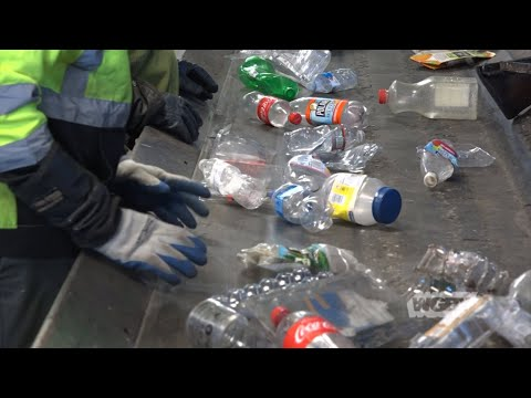 Post-Consumer Recycling At Springfield Material Recycling Facility | Connecting Point | Apr 8, 2019