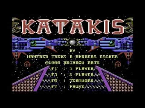 Katakis - Tracks 3, 5 & 7