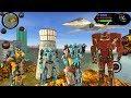 Robot Shark | Naxeex | Android Gameplay HD