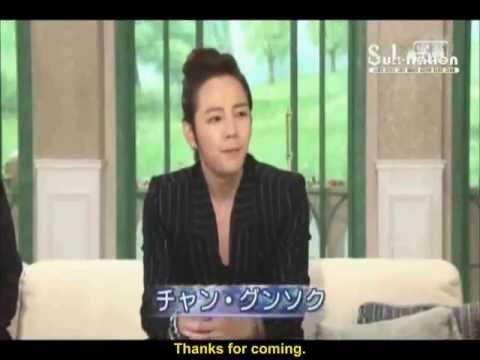 장근석 Jang Geun Suk Tetsuko's Room Part 1 Eng Sub