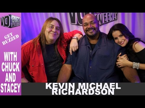 Kevin Michael Richardson PT2 - Voice of Cleveland Jr. - Voice Over Business Advice EP 102