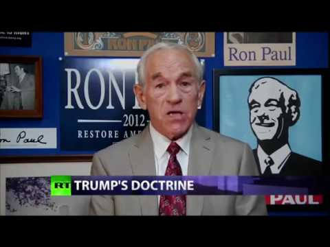 Ron Paul on Donald Trump presidential win