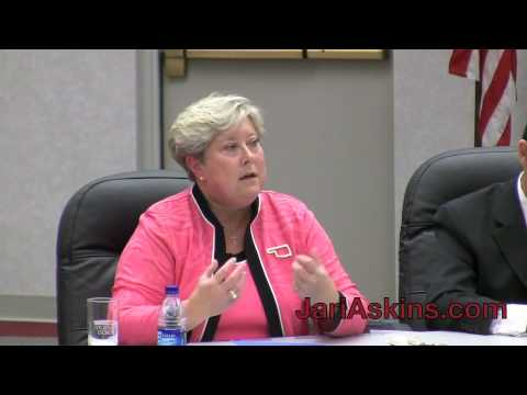 Enid Governor's Forum: Jari on Oklahoma's Natural Resources