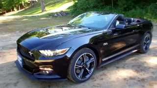 Lowest Price 2016 Ford Mustang GTCS Convertible for sale near Portland Maine