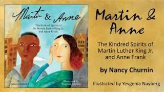 Martin & Anne book trailer