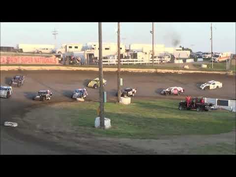 Eagle Raceway sport Mod A 6/29/19 Featuring 96 Gary Saathoff