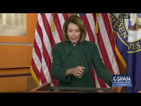 Garret Lewis - Pelosi - Americans Killed By Illegals Not Justification To Secure Border