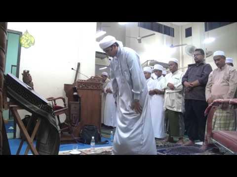 Fakhrul Radhi UNIC - Solat Tarawih, Surah An-Nisa' Ayat 155-173
