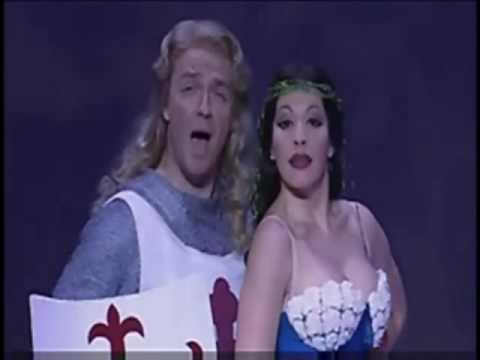 Sergi Albert y Marta Ribera - Spamalot (Barcelona Aixeca el teló) - The song that goes like this