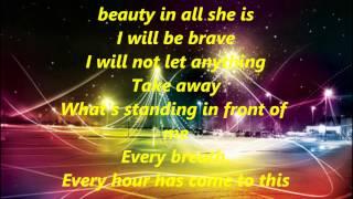 Christina Perri - A Thousand Years Lyrics [DEDICATED TO JAY AND JESS]