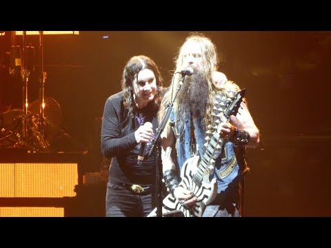 """""""Road To Nowhere"""" Ozzy Osbourne@PPL Center Allentown, PA 8/30/18"""