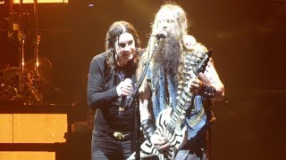 Road to Nowhere Ozzy Osbourne@PPL Center Allentown, PA 8/30/18