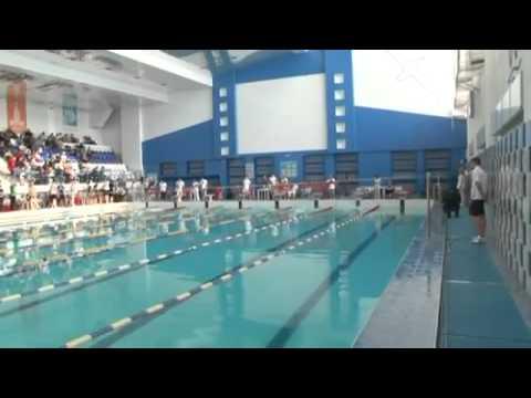 Соревнования по плаванию на призы олимпийского чемпиона Ю Мухина
