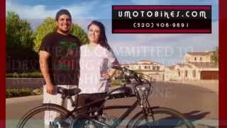U-MOTO MOTORIZED BICYCLES WEB STORE www.umotobikes.com