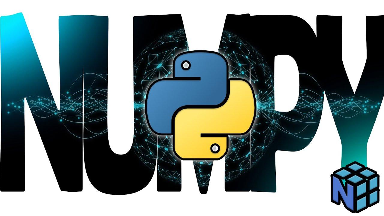 Numpy Tutorial  - Reshape (Python für Data Science)
