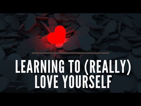 Abi Stumvoll - Learning to (Really) Love Yourself