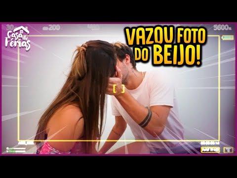 VAZOU PARA TODOS DA CASA A FOTO DO BEIJO!! - CASA DE FÉRIAS #24 [ REZENDE EVIL ]