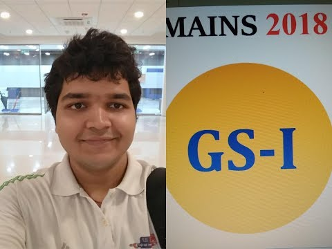 GS1 PART1 :How to Write Good Answers in Mains without Much content BY Manish Kumar UPSC AIR 61