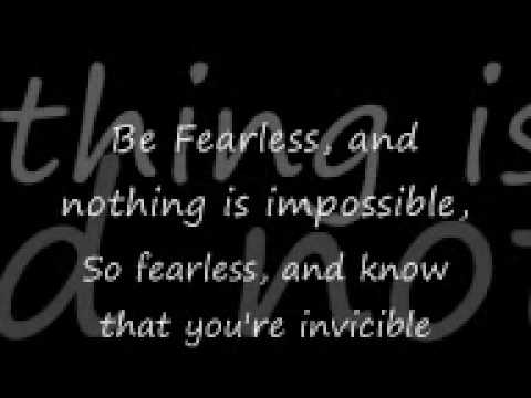 ♥ Fearless - Daechelle