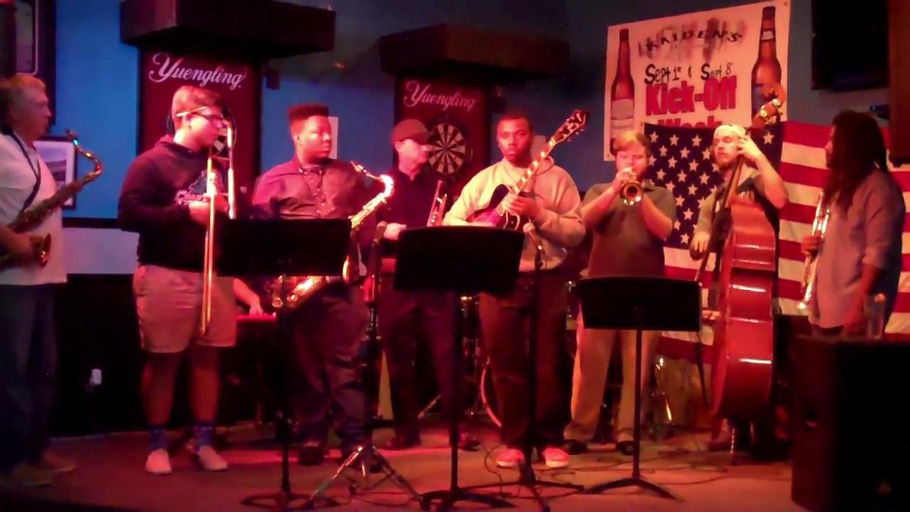 Jazz Jam Finale Rafael Picklesimer Kaiden S Roadhouse Myrtle Beach Sc