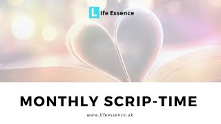 Check Your heart! Monthly Script Time July 2020
