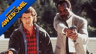 How Lethal Weapon Popularized the Buddy-Cop Genre
