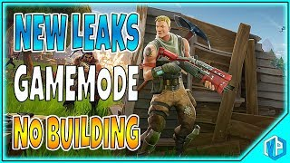 *NEW* Fortnite LEAKED Gamemode LTMs TACTICS SHOWDOWN and GROUND GAME!