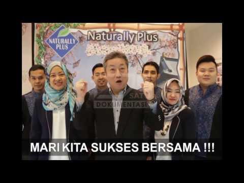 Video Profile Mr Shimoda Director of Naturally Plus Indonesia