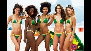Zapętlaj Sexy Girls with Bikini ➤ Compilation Models in Bikini #4 | Relax Media