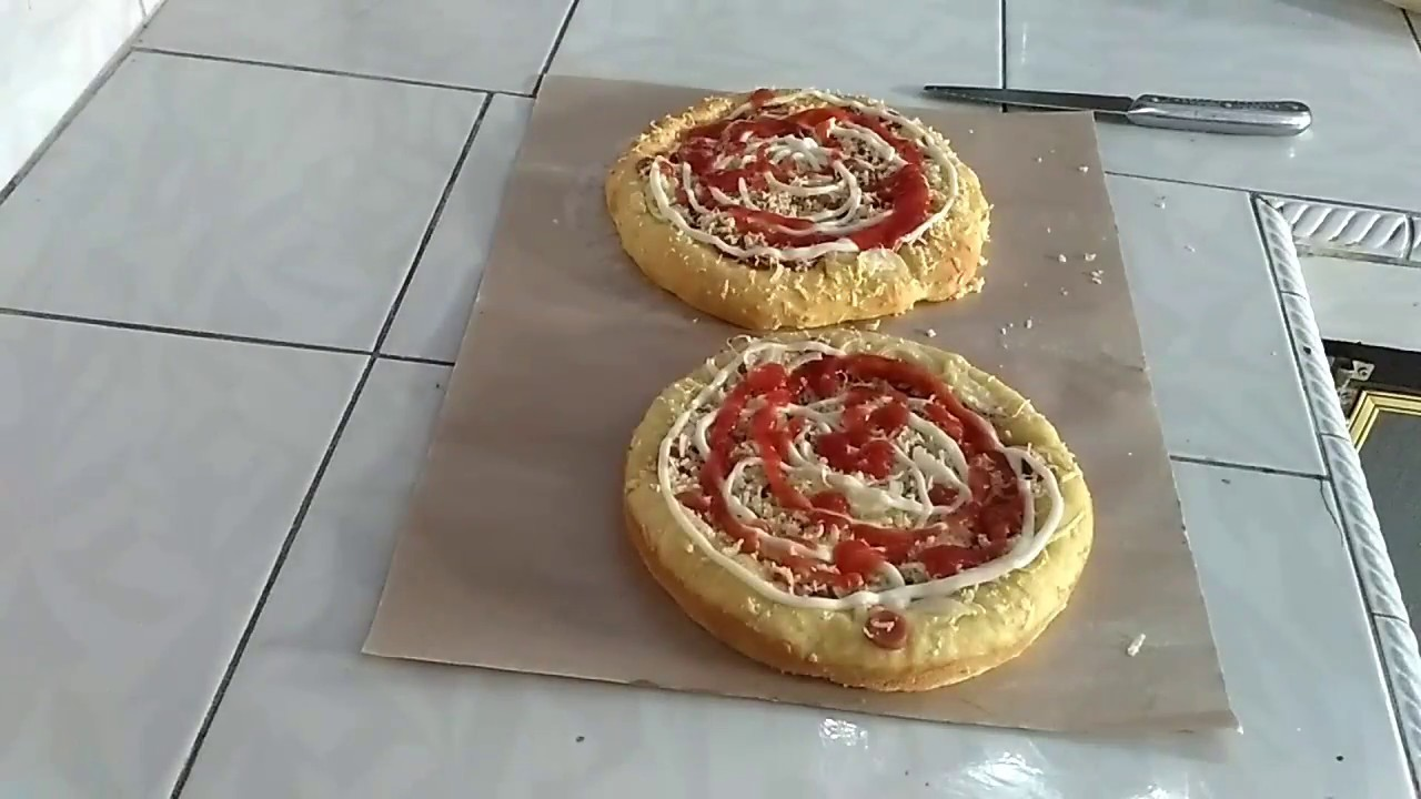 Resep Membuat Pizza Rumahan Praktis Sederhana