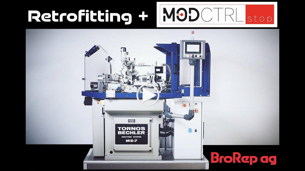 BroRep Retrofitting + MODCTRL (Deutsch)