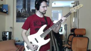 Policy of Truth (Depeche Mode) - Bass cover