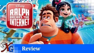 Ralph Breaks the Internet 2018 Early Review | GenXGrownUp