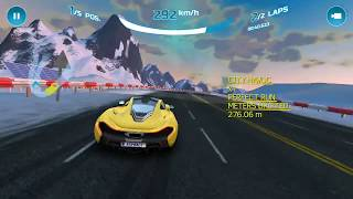 Supercar Shootout! - Epic 5-Car Drag Race || in Iceland [McLaren P1] 2018 best offline racing game