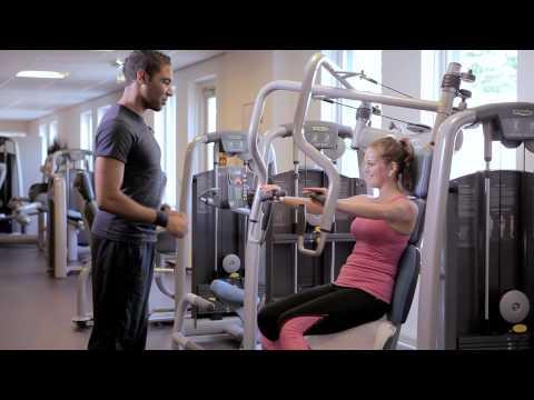 Sportschool Rotterdam Mullerpier - voor sporten en fitness - Achmea Health Center